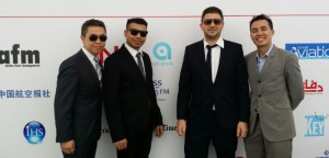 AllSense at Singapore AirShow