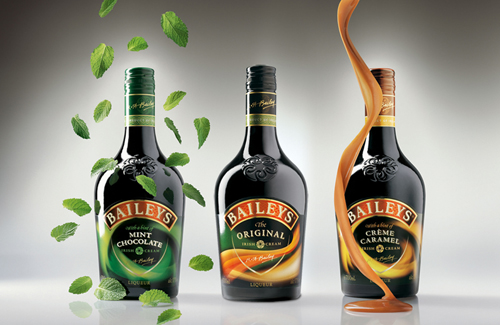 a case study of the baileys irish cream Our objective with this case study is to chocolate, etc bailey's irish cream is guaranteed to be shelf the two baileys samples were colocated and.