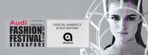 Audi Fashion Festival AllSense Official Scent Partner