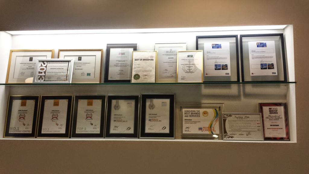 ION Orchard Awards