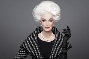 Carmen_Dell'Orefice-Fashion-Model