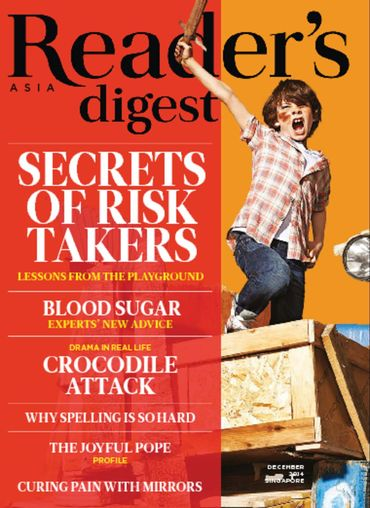 Reader's Digest on Scent Marketing