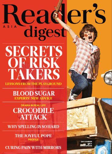 Reader's Digest on Scent Marketing