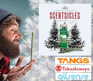 Scentsicles the Christmas ornament that makes trees smell fresh cut